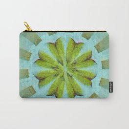 Tronk Peeled Flower  ID:16165-022118-01940 Carry-All Pouch