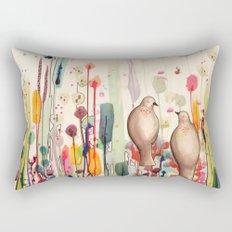 l'un pour l'autre Rectangular Pillow