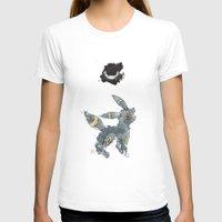 umbreon T-shirts featuring Evolution: Dark by David Flamm