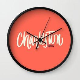 Charleston, SC Wall Clock