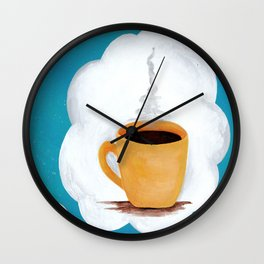 Kitchen Dream Coffee Wall Clock