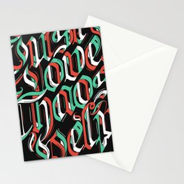 CHAOS - (color) Stationery Cards