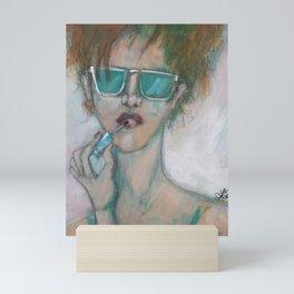 Niki Mini Art Print