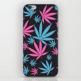Weed iPhone Skin