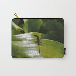 Leaf Lizard Carry-All Pouch