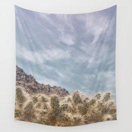 Cactus Dreams Wall Tapestry