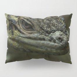 Philippine Sailfin Lizard Pillow Sham