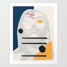 Condesa Art Print