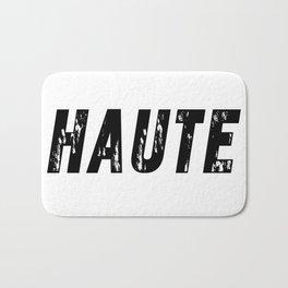 Haute (High) Bath Mat