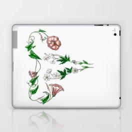 flower uterus Laptop & iPad Skin