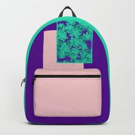 Neon Aeonium #society6 #succulent Backpack