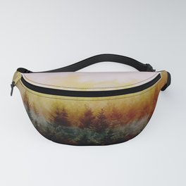Burn in Forest Fanny Pack