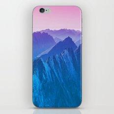 Mountains 2017 iPhone & iPod Skin