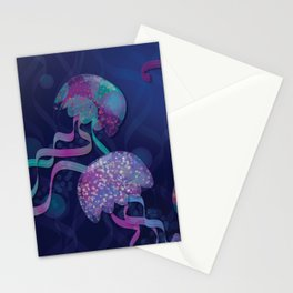 Jellies Flashdance Stationery Cards