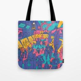 New Tomorrowland Tote Bag