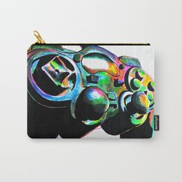 Gamepad fluorescente playstation Carry-All Pouch