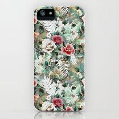 Rose Garden Slim Case iPhone (5, 5s)