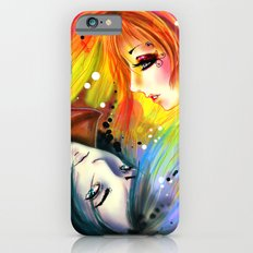 RAINBOW AND NIGHT iPhone 6s Slim Case