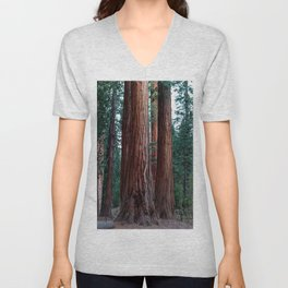 The Word For World Is Forest Unisex V-Neck