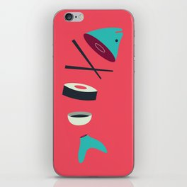 Sushi Fish iPhone Skin