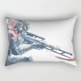 Archangel Vakarian Rectangular Pillow