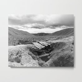 Bridge, Montrose CO Metal Print
