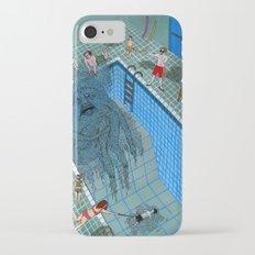 Pool iPhone 7 Slim Case