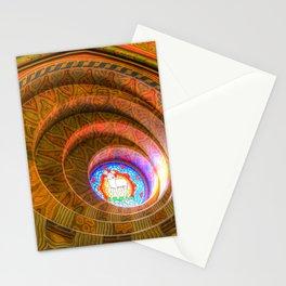 The Round Window Mathias Church Budapest Stationery Cards