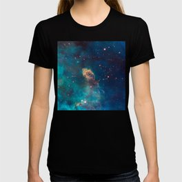 Stellar Jet in the Carina Nebula T-shirt