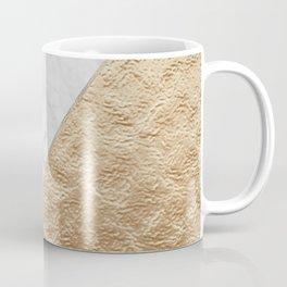 Golden jazz marble Coffee Mug