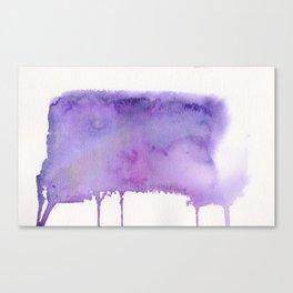 Liquid galaxy Canvas Print