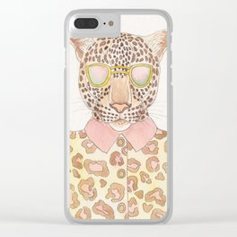 Killer Shades Clear iPhone Case