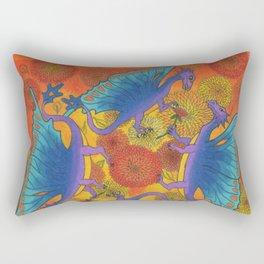 Dragondala Fall Rectangular Pillow