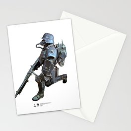 One Sixth Custom Figure 11 Stationery Cards