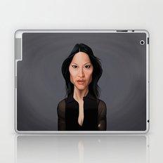 Celebrity Sunday - Lucy Liu Laptop & iPad Skin