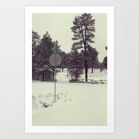 colorado Art Prints featuring Colorado. by Cynthia del Rio