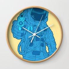 Possible Killer Wall Clock