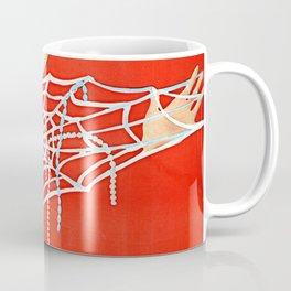 Web of Desire Coffee Mug