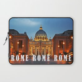 SAINT PETER'S CATHEDRAL in ROME Laptop Sleeve