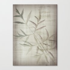 Satin night Canvas Print