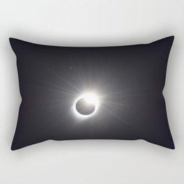 Total Solar Eclpse 2017 Rectangular Pillow