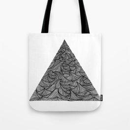 Abstract Wave drawing.... Tote Bag