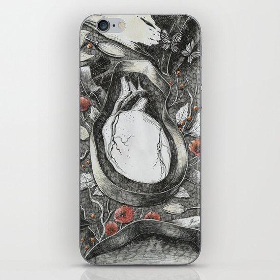 Heart-Shaped Box iPhone & iPod Skin