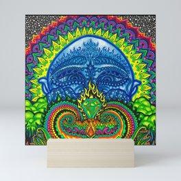 Ohm Mani Padme Yum Mini Art Print