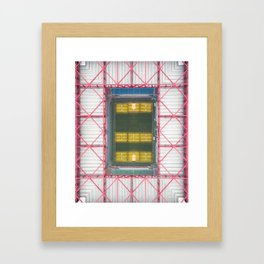 Stadio Giuseppe Meazza - San siro Framed Art Print