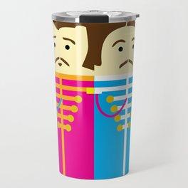 Sgt Pepper's Lonely Heart's Club Travel Mug