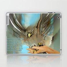 Wings Of Eagles Laptop & iPad Skin
