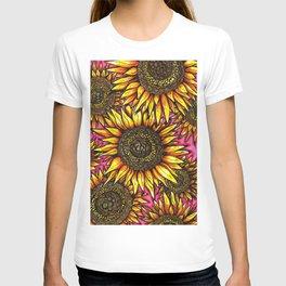 Sunrise Flowerkingdom T-shirt