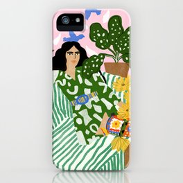 You Left Me Waiting iPhone Case