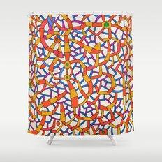 - hayabusa - Shower Curtain